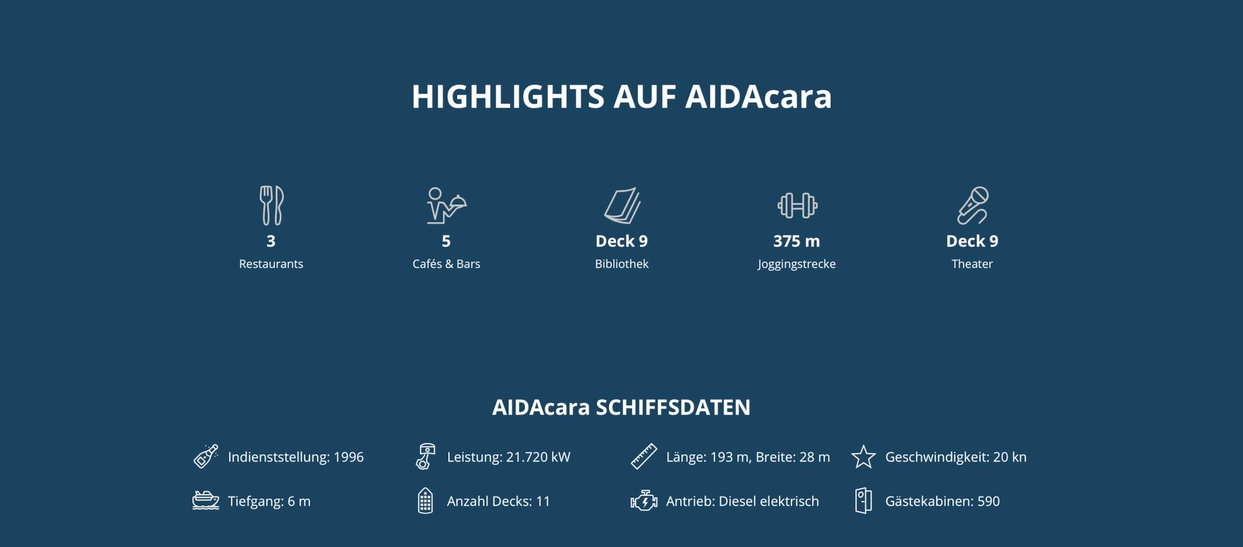 aida-cruises-ships-aidacara-daten